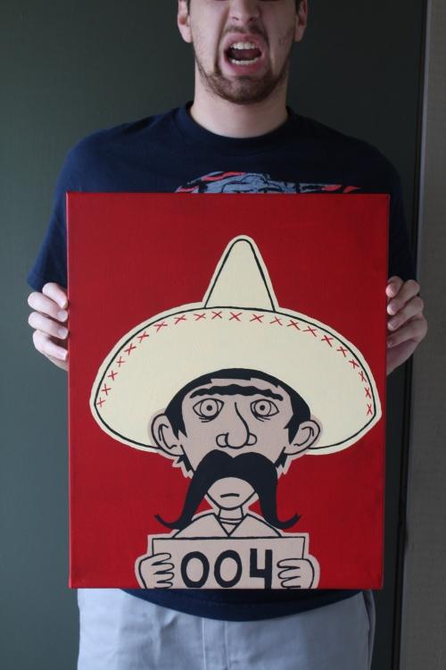 Mustach Bandito