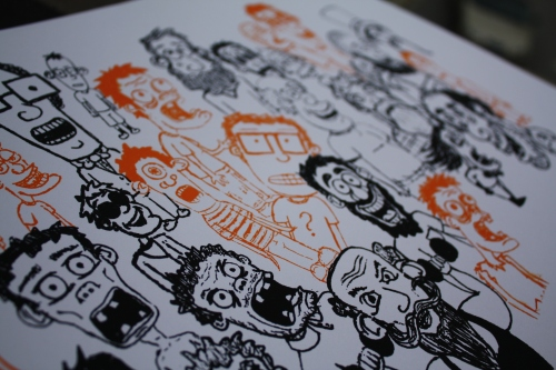illustration screenprint 2