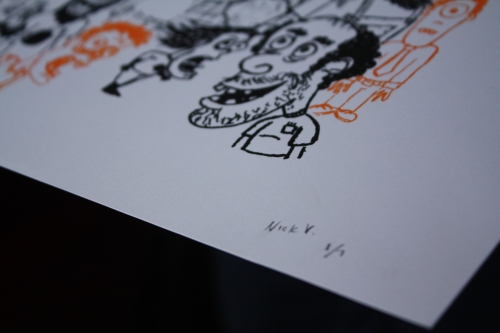 illustration screenprint 4